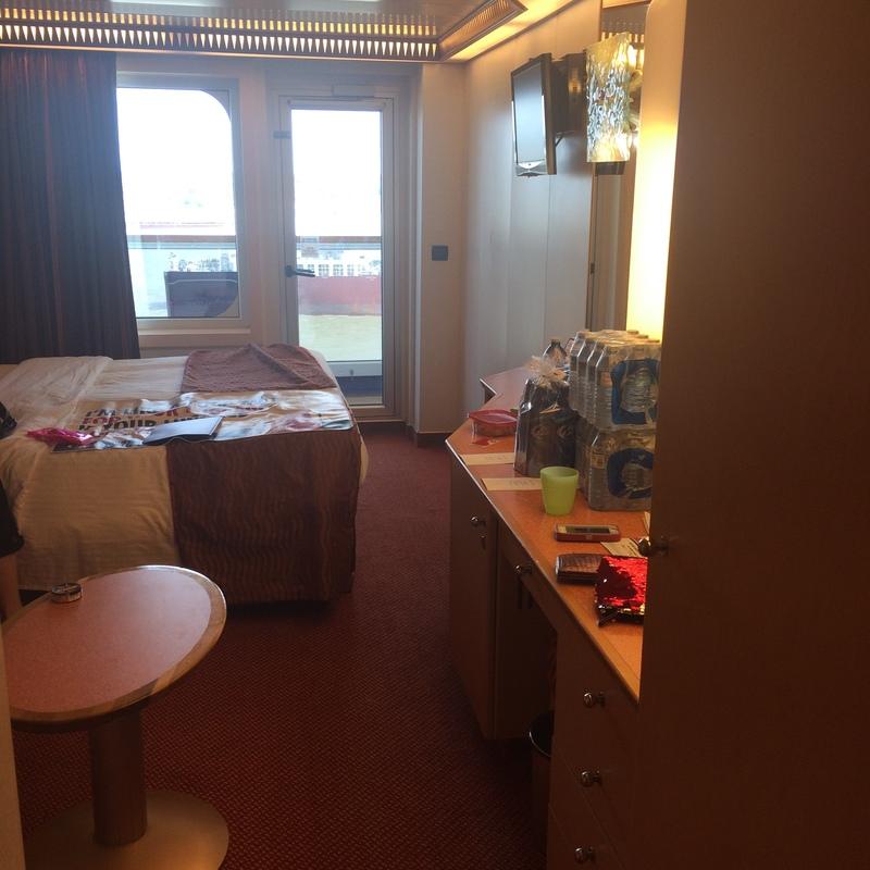 Carnival Dream cabin 9310