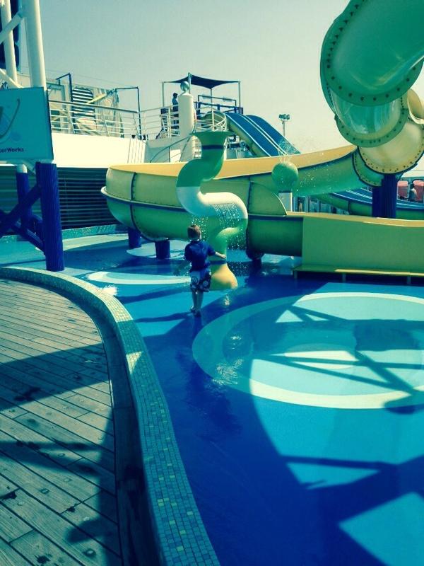 Waterworks - Carnival Fantasy