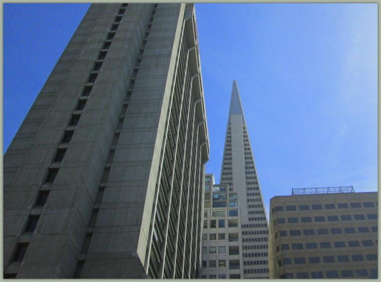 San Francisco, California - Downtown