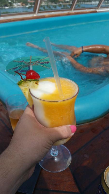 Delicious Mango Swirl - Carnival Victory