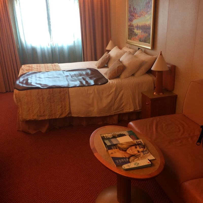 Carnival Splendor cabin 1354