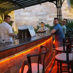 Solarium Bar on Oasis of the Seas