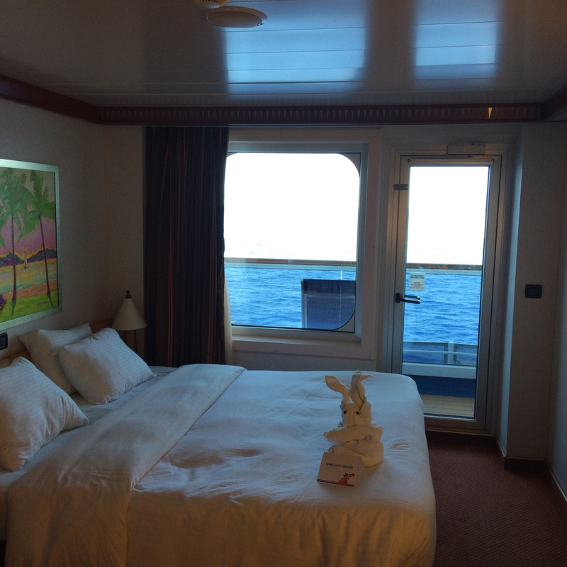 Balcony Stateroom, Cabin Category 8B, Carnival Dream