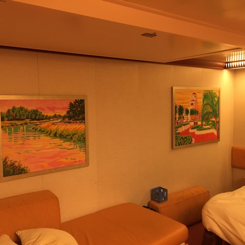 Carnival Dream cabin 10205