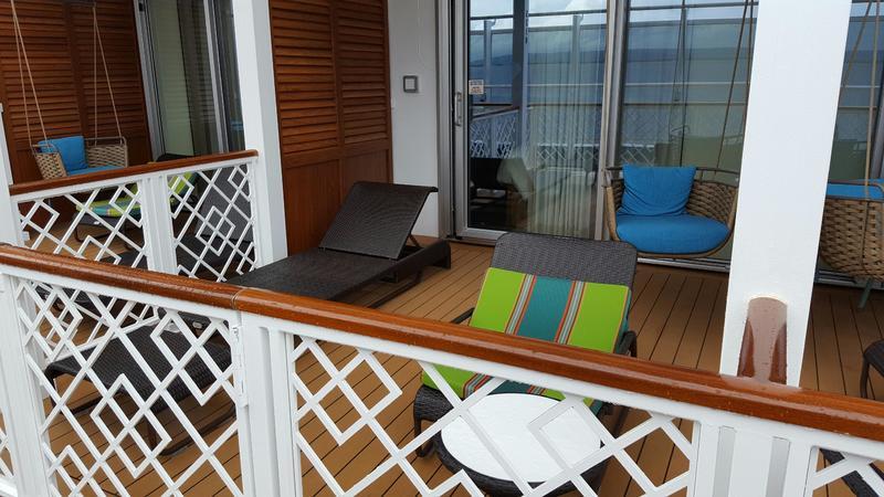 Carnival Vista cabin 5212