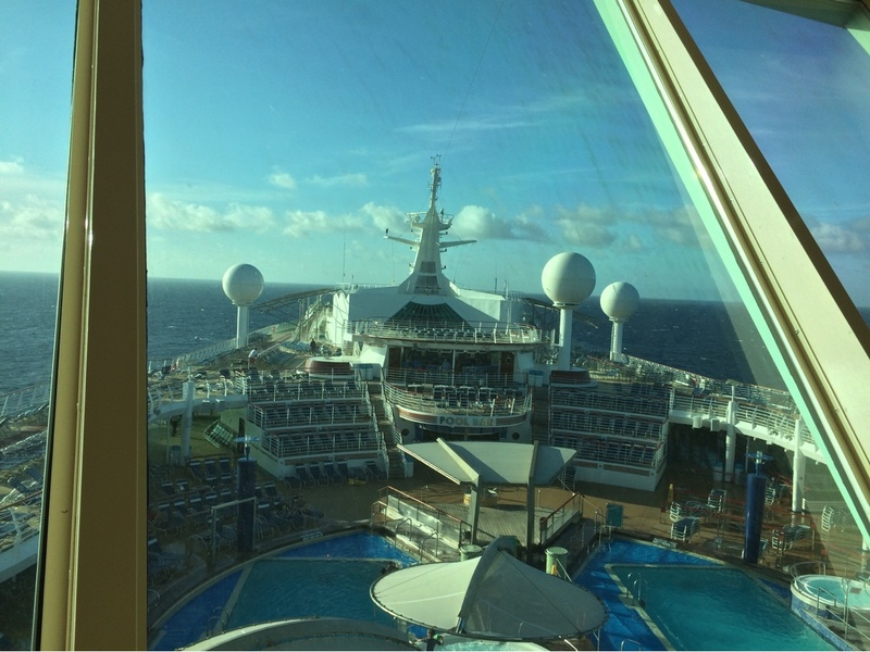 Explorer Of The Seas Features And Amenities