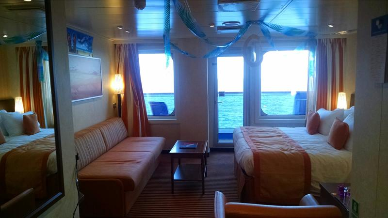 Suite 7368 On Carnival Vista Category U3