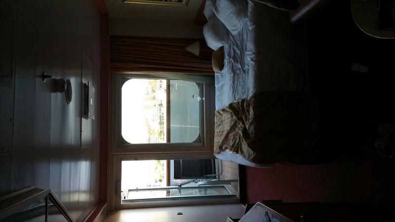 Carnival Splendor cabin 7444