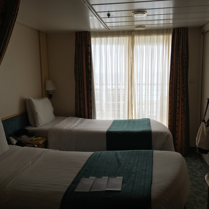 Independence of the Seas cabin 8412