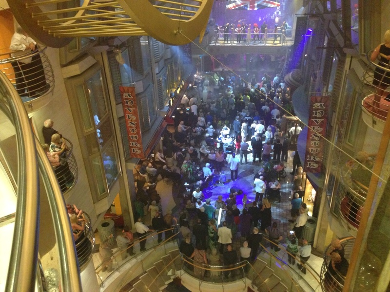Adventure Of The Seas Features And Amenities