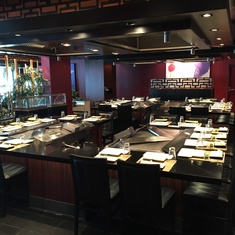 Teppanyaki on Norwegian Breakaway