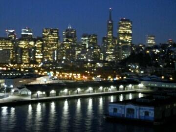 San Francisco (California) cruise port schedule | CruiseMapper