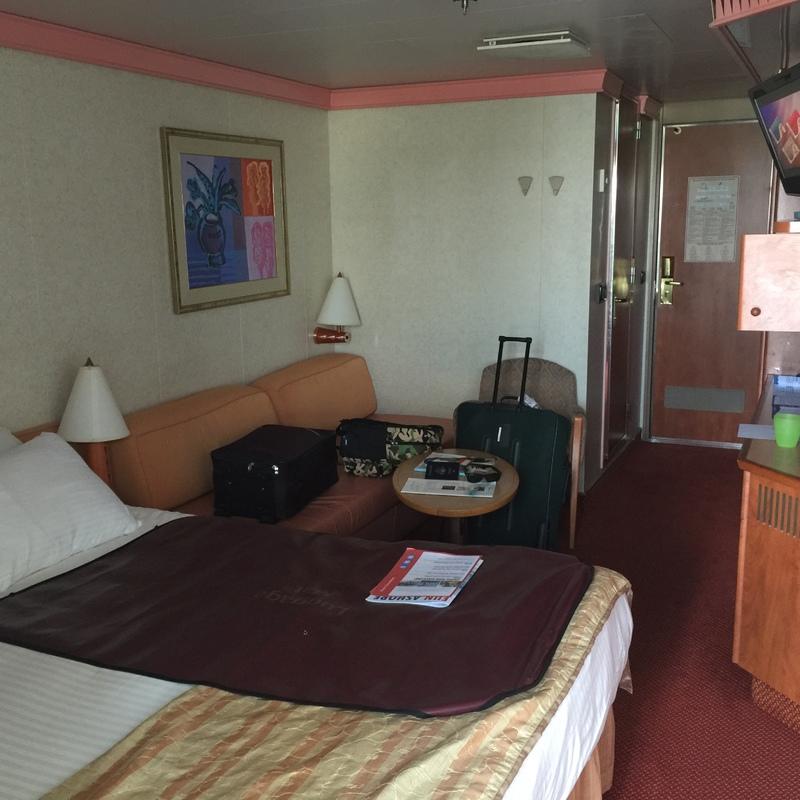 Carnival Glory cabin 6216