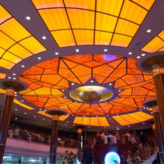 Cosmopolitan Restaurant on Celebrity Summit