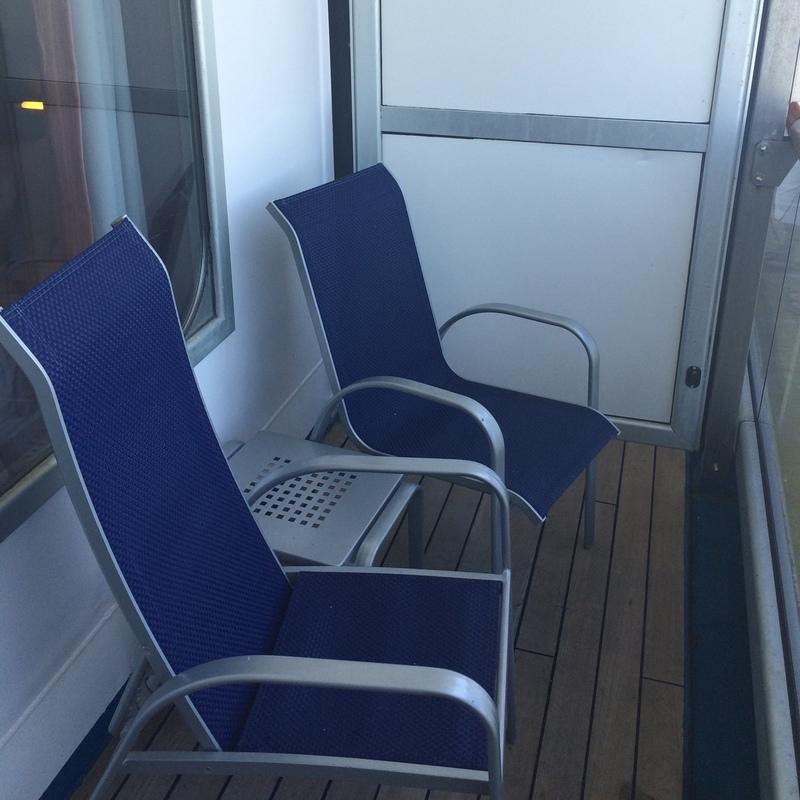 Balcony Stateroom Cabin Category 8c Carnival Triumph