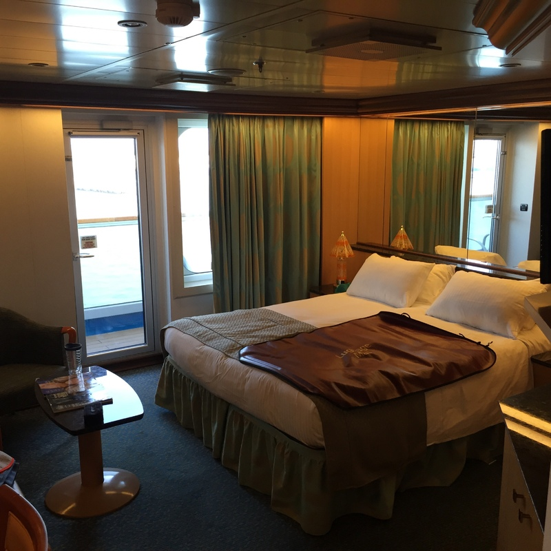Carnival Magic cabin 7230