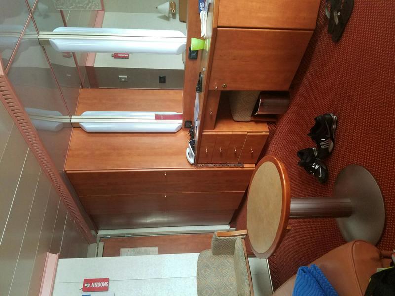 Carnival Splendor cabin 2281