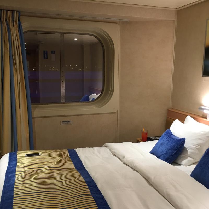 Carnival Victory cabin 6201