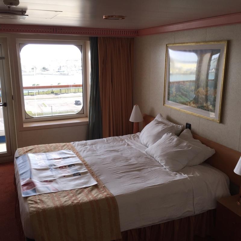 Premium Balcony Stateroom on Carnival Valor