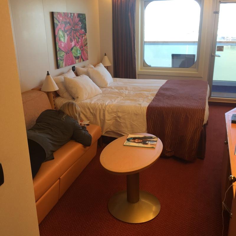 Carnival Magic cabin 9400