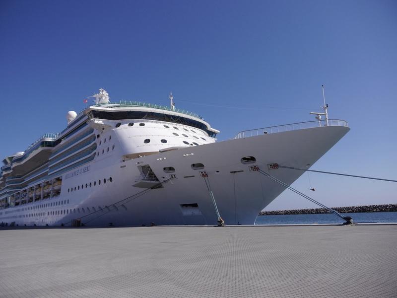 Brilliance Of The Seas in Skagen