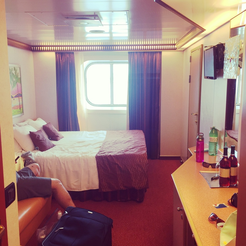 Carnival Dream cabin 1326