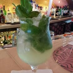Oceanview Bar on Carnival Splendor