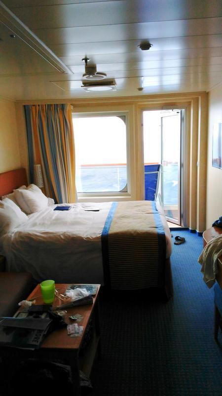 Carnival Vista cabin 6366