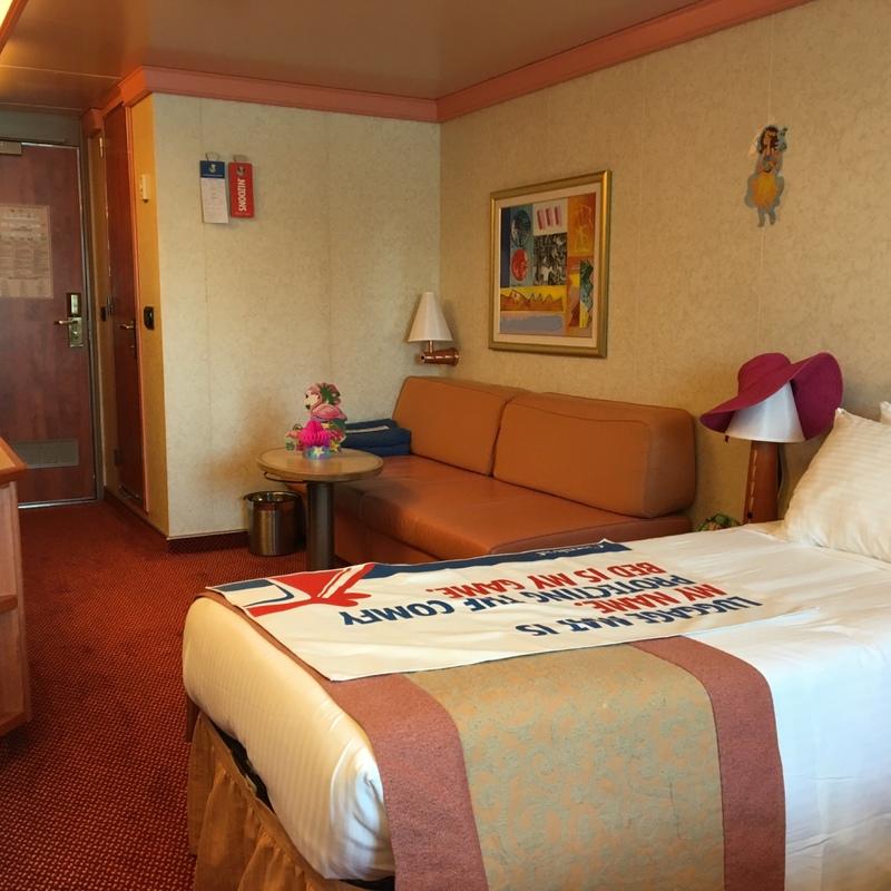 Carnival Liberty cabin 2255