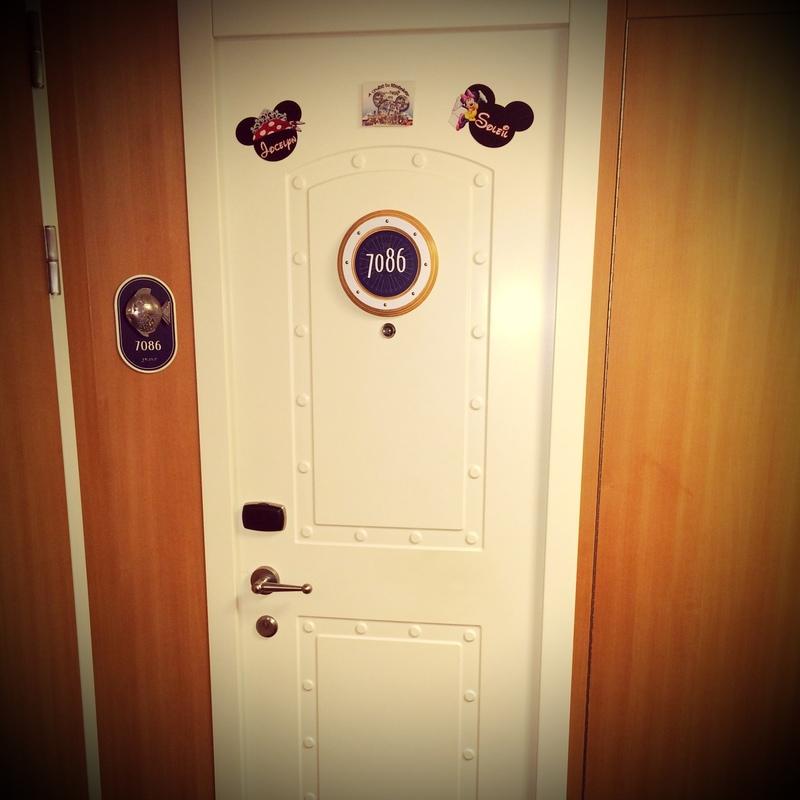 Disney Fantasy cabin 7086