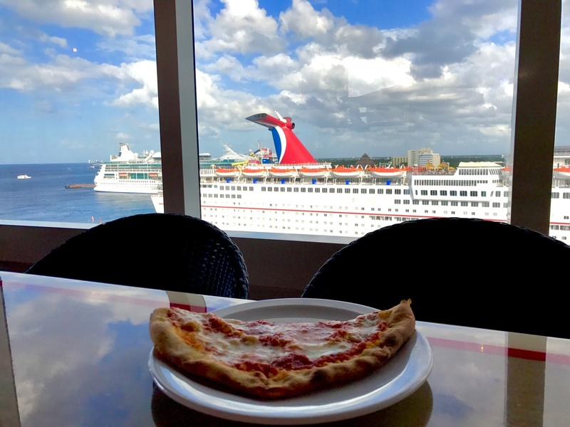 Carnival Glory, Dining, Pizzeria