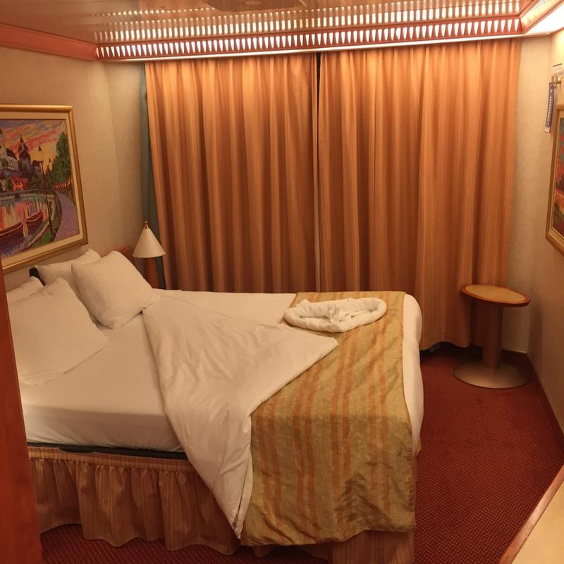 Carnival Splendor cabin 6202