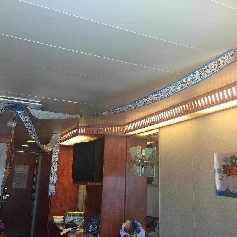 Carnival Valor cabin 1444