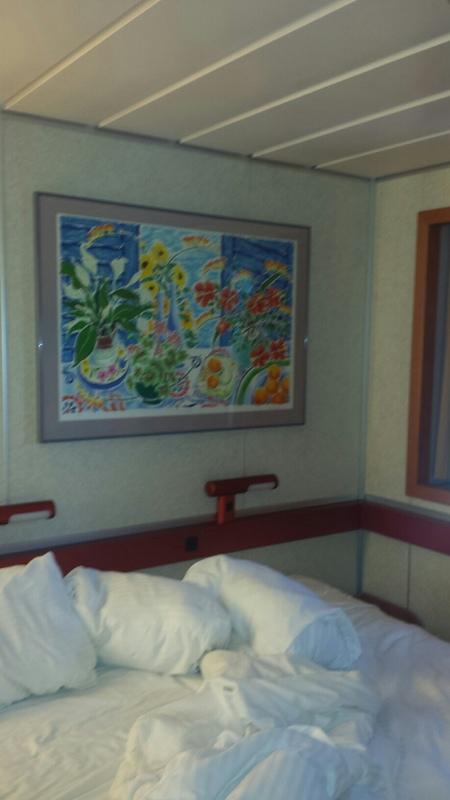 Carnival Imagination cabin E9