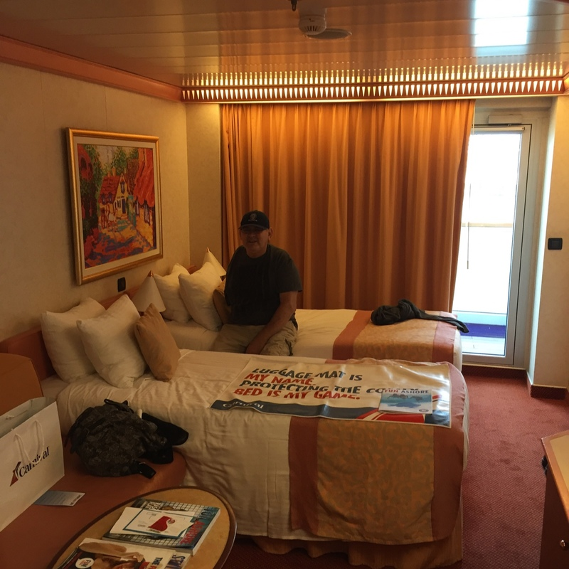 Picture Of Carnival Freedom Cabin 6212