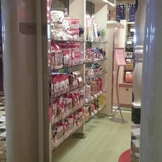 The Fun Shops on Carnival Freedom