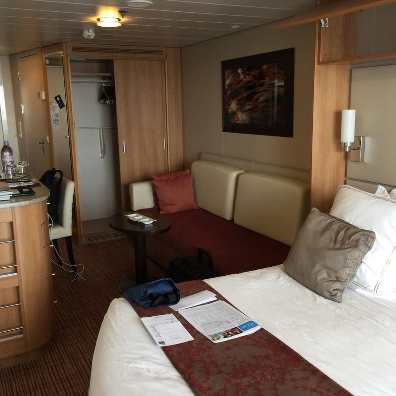Balcony cabin 9304 on celebrity equinox category c3 for Celebrity equinox cabins photos