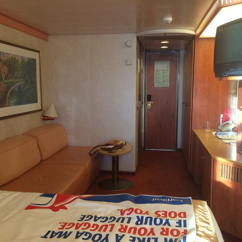 Carnival Pride cabin 5107