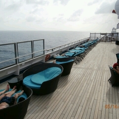 Serenity on Carnival Freedom