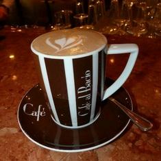 Cafe al Bacio and Gelateria on Celebrity Infinity