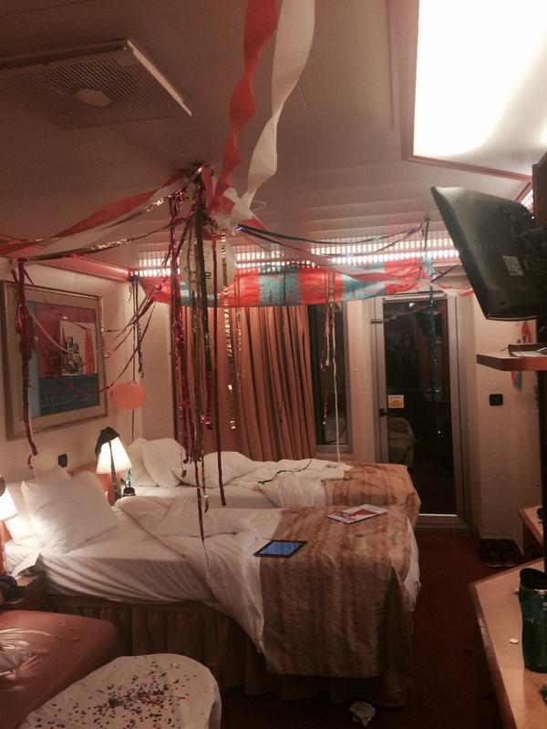 Carnival Glory cabin 7363