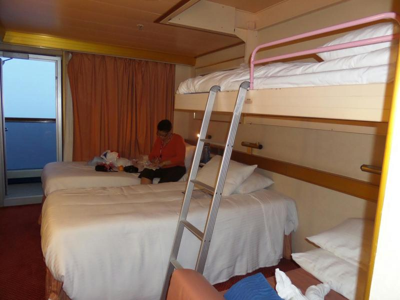 Carnival Victory cabin 7346