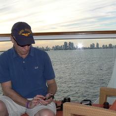 Miami, Florida - Balcony 10664