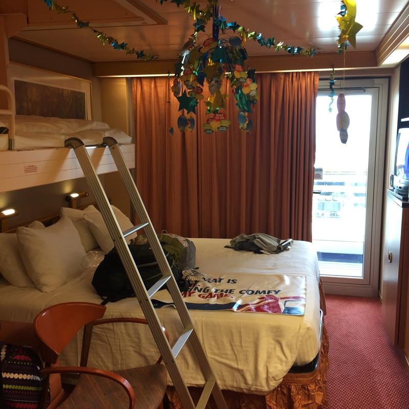 Carnival Victory cabin 7349