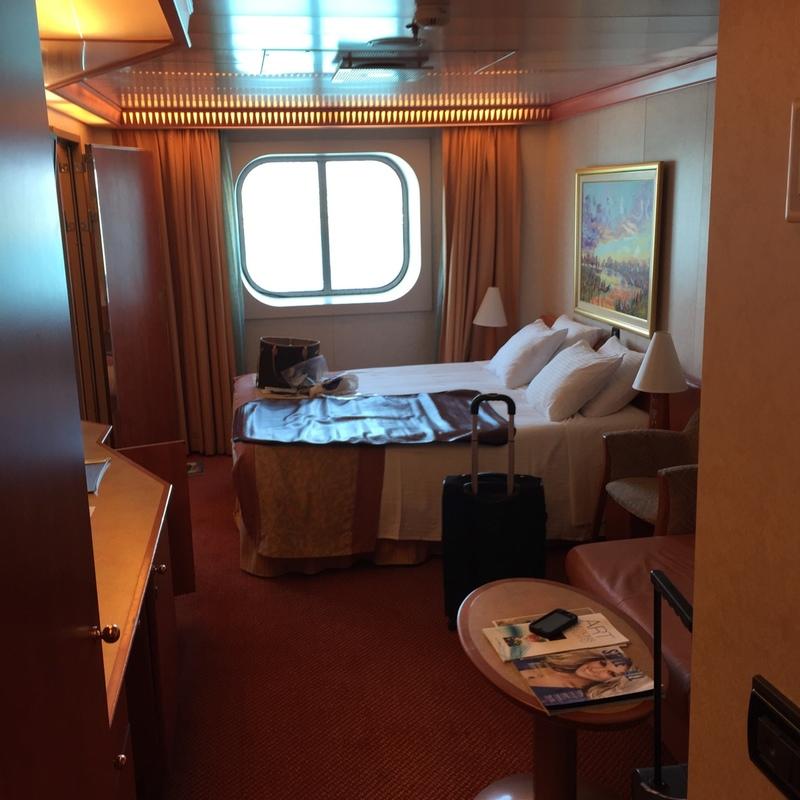 Carnival Splendor cabin 2364