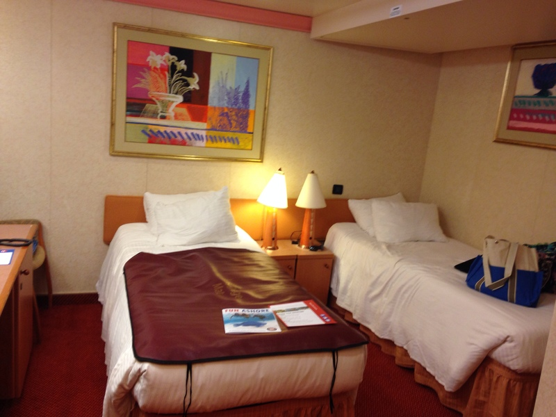 Carnival Glory cabin 6393