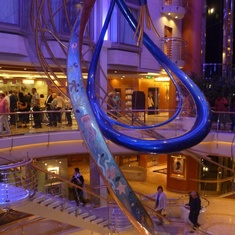 Boutiques on Explorer of the Seas