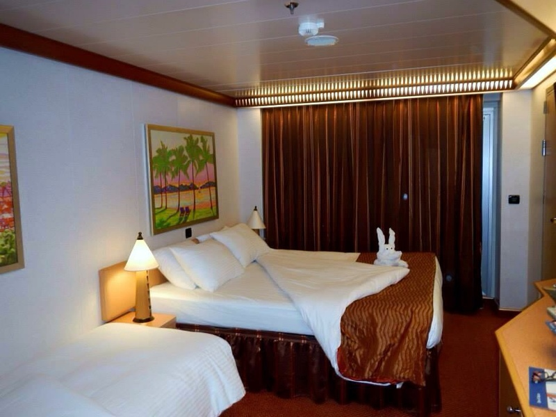 Carnival Dream cabin 6388
