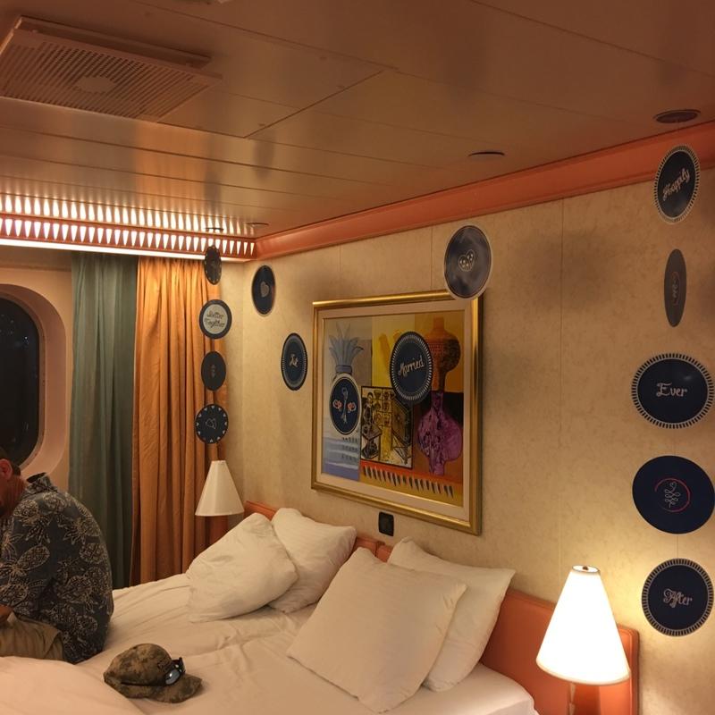 Carnival Liberty cabin 2449