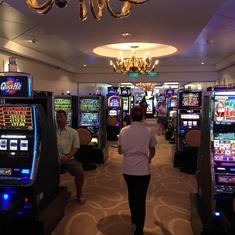 Breakaway Casino on Norwegian Breakaway